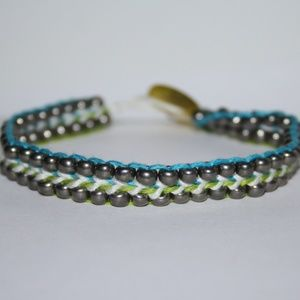 "Beautiful summer bracelet 7.5"""